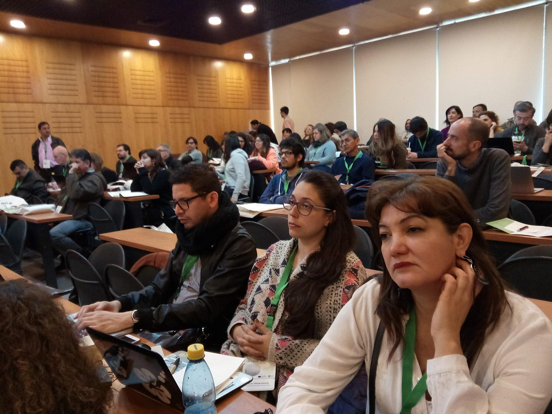 La sala conferenze