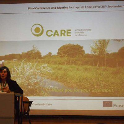 Conferenza Finale CARE